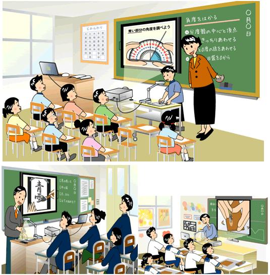文部科学省「学校におけるICT環境整備」より